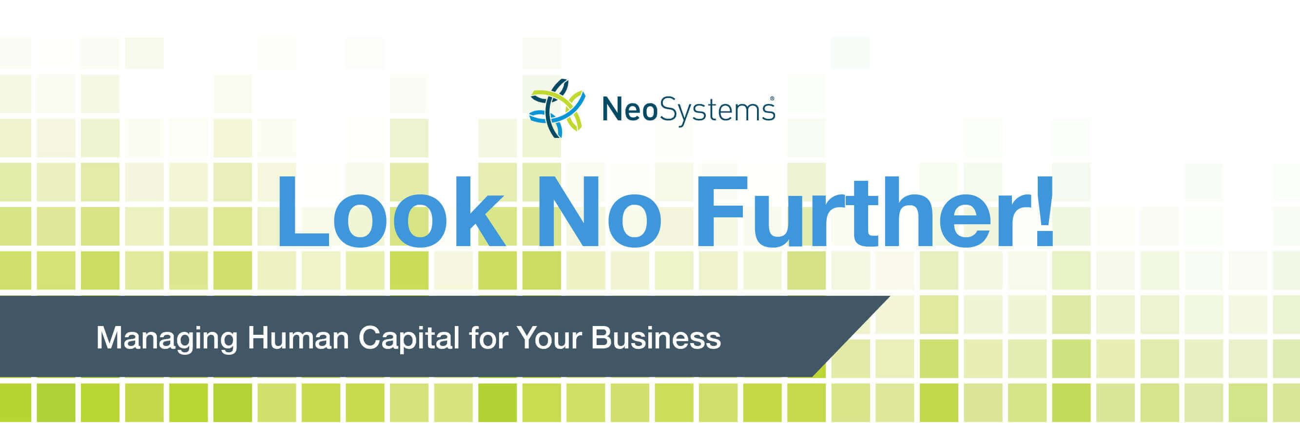 NeoSystems manages Human Capital for your business