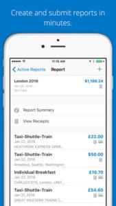mobile reporting app