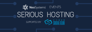 serious hosting events