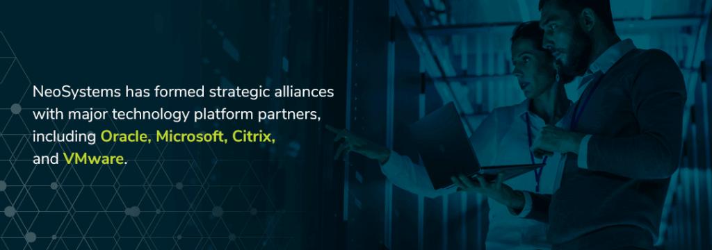 NeoSystems Strategic Hosting Alliances