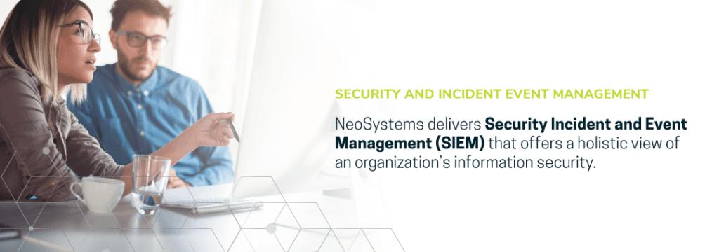 Security Incident Event Management