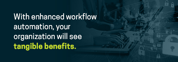 Integrify - Workflow Automation Benefits
